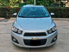 Chevrolet Sonic Ltz 2015 (version Lujo)