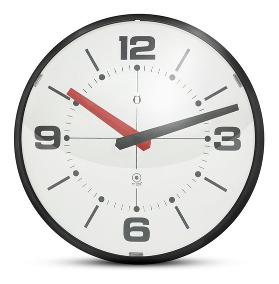 Reloj De Pared Burbuja On-time Ball Wall Clock Gato