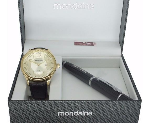 Relógio Mondaine 76567gpmkdh2 - Frete Grátis !!