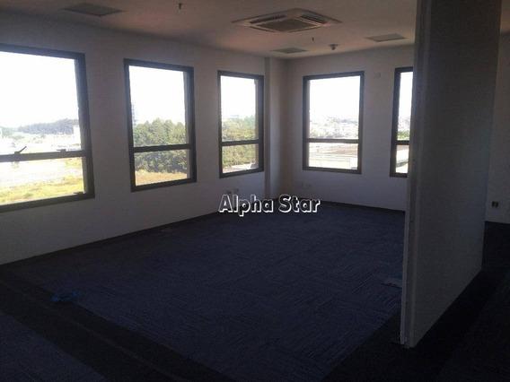 Sala Comercial Para Venda E Locação, Alphaville Industrial, Barueri. - Sa0059