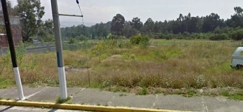 (crm-92-9710) Fracc. Unidad Deportiva Residencial Acozac Terreno Ixtapaluca Edo Méx.