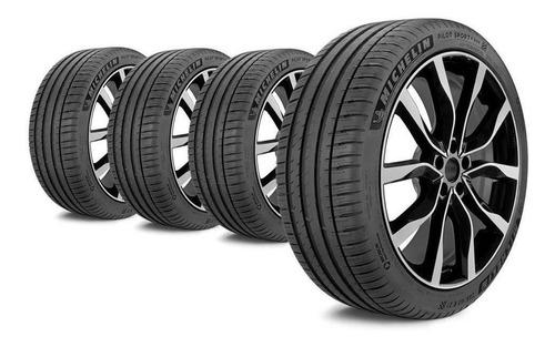 Kit X4 Neumáticos 235/60/18 Michelin Pilot Sport 4 Suv 107w