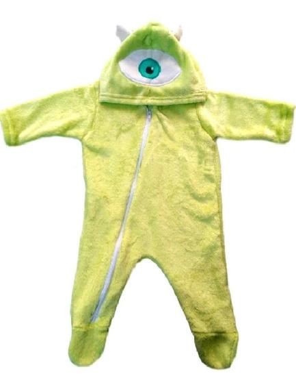 Mameluco Para Bebe De Mike Wazowski