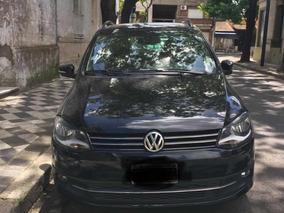 Volkswagen Suran 1.6 Highline 101cv Cuero 2013 Imotion