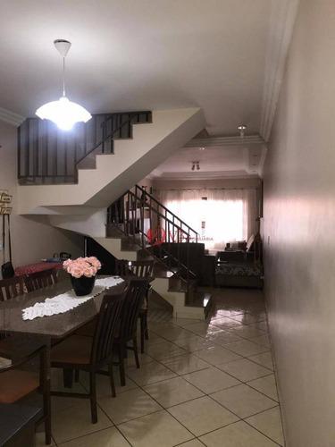 Sobrado À Venda Por R$ 800.000,00 - Vila Nova Savoia - São Paulo/sp - So0256