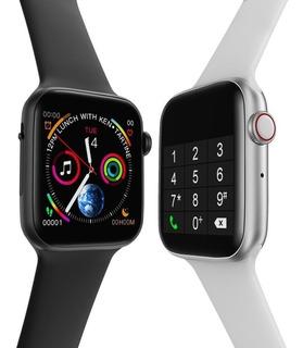 Relógio Smartwatch Iwo 8 Lite 44mm Bluetooth Ios/android Nfe