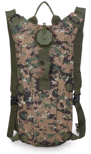 Mochila Camelback Tactica Militar Hidratacion