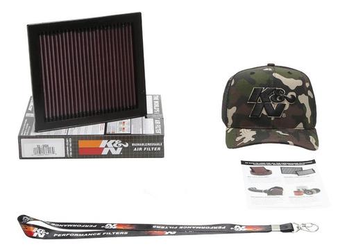 Filtro Ar Jeep Renegade 1.8 Flex K&n 33-5034