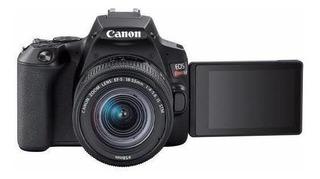 Camara Canon Sl3 + Sd 128gb