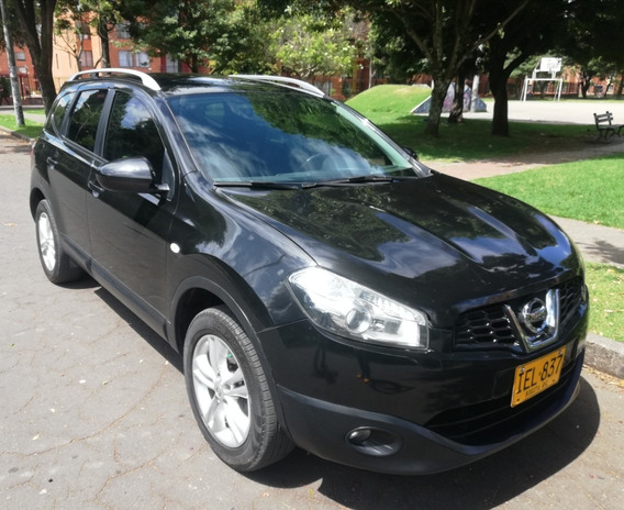 Nissan Frontier Qashqai 2014