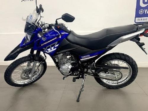 Imagem 1 de 6 de Yamaha Crosser 150 Z Azul 2022