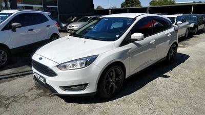 Ford Focus Se 2.0 Aut 2016