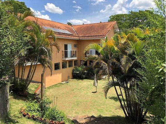 Casa Para Venda - Condomínio Paisagem Renoir Ii / Iii - Cotia - 396 - 33981566