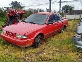 Sucata Nissan Sentra 1.6 16v 1992, Somente Retirada De Peças