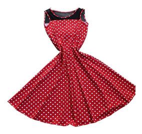 Vestido Decote Renda Retro Festa Moda Evangélica Lindo 2705