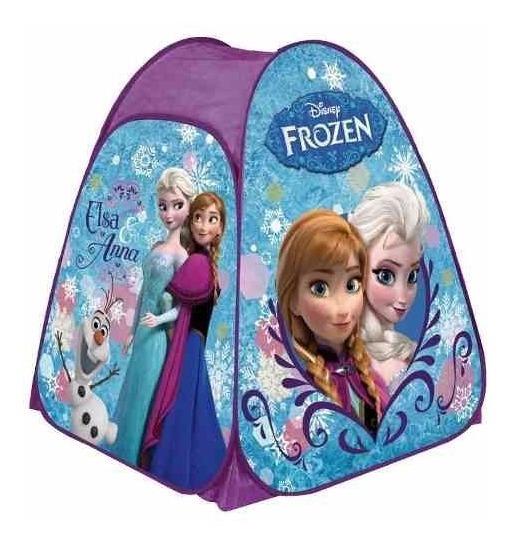 Barraca Casa Portatil Infantil Frozen Toca Iglu - Zippy Toys