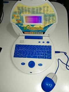 Computador Educativo Didáctico 180 Actividades Niños