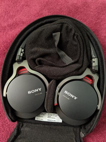 Fone Sony Noise Canceling Mdr1rnc Cancela Ruído Barulho