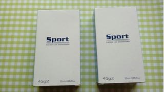 Sport Fragancia Masculina Gigot 55ml
