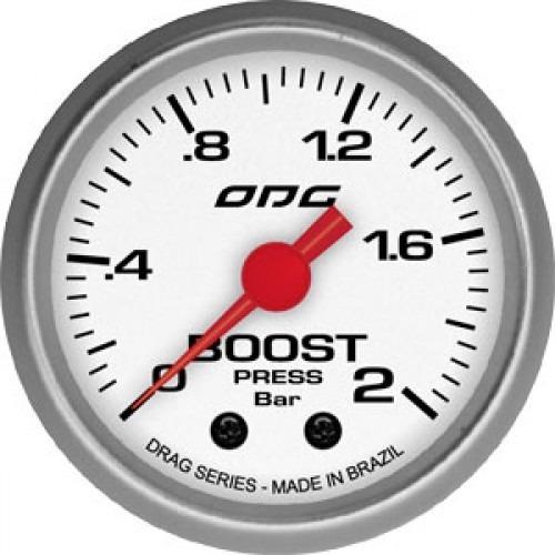 Manômetro Turbo Boost Drag