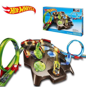 Hot Wheels¿¿¿¿¿¿¿¿Pista De Super Rebotes¿¿¿