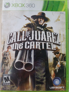 Call Of Juarez - The Cartel - Canje