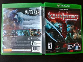 Killer Instinct Videojuego Xbox One, Seminuevo