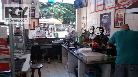 Loja À Venda, 80 M² Por R$ 80.000,00 - Centro - Santos/sp - Lo0054