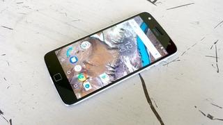Moto Z Smartphone Motorola 64gb Rom 4gb Ram Con Forro