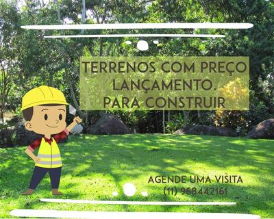 L. Vendemos Terrenos Em Ibiúna, Prontos Para Construir