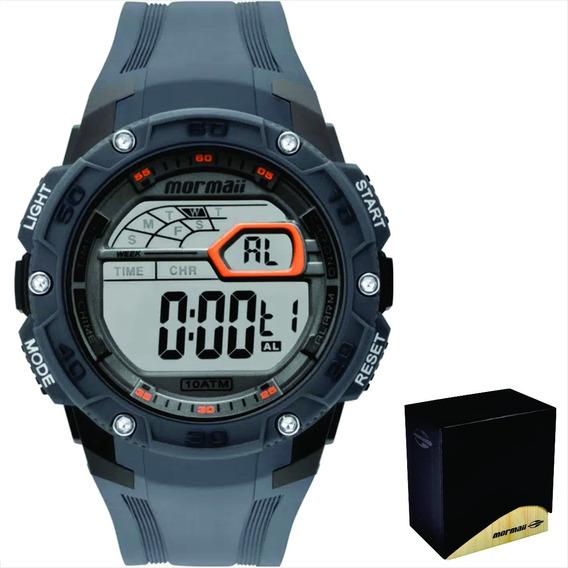 Relógio Mormaii Masculino Original Nf Garantia Mo9670ac/8c