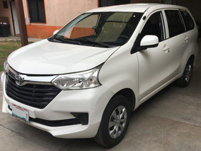 Toyota Avanza 1.5 Le Mt 2017 Manual
