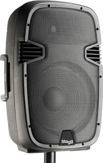 Bafle Potenciado Stagg Con De 270w + 2vias+ Bluetooth Pms12