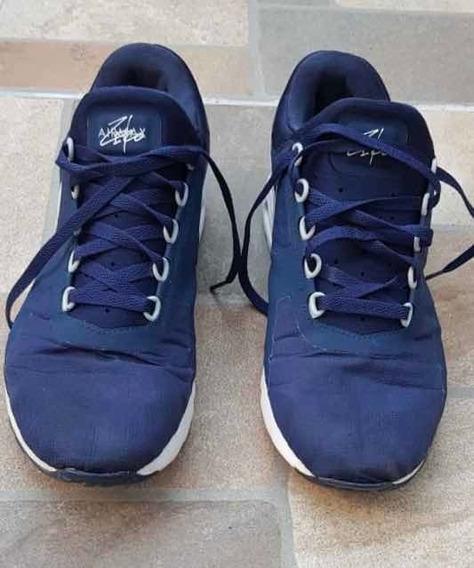 Zapatillas Nike Air Max Zero Azul Oscuro Talle 10 Us