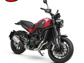 Moto Leoncino 500 Benelli 0km Scrambler - Lavalle Motos