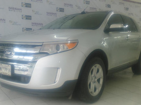 Ford Edge 2012 5p Limited Aut 3.5l V6 Piel Q/c