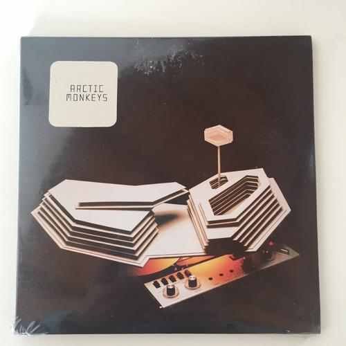 Arctic Monkeys - Tranquility Base Hotel - Cd Nuevo Import Uk