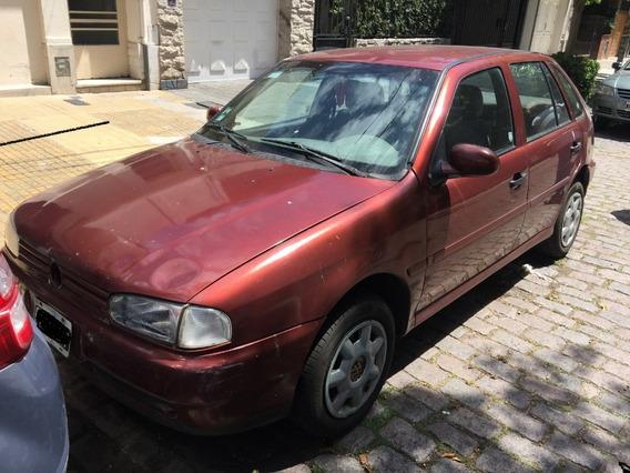 Volswagen Gol Gl 1.6 Mi Base Año 1998 5 Puertas $140.000