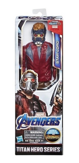 Figuras Avengers Marvel Hasbro Original (star Lord) - Bukito