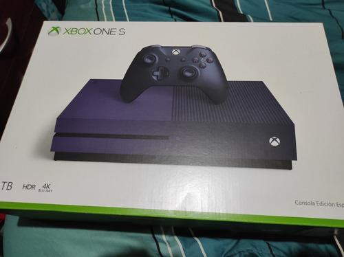 Consola Xbox One S Slim Ed. Especial 1 Tb Canje Permuta Ps4