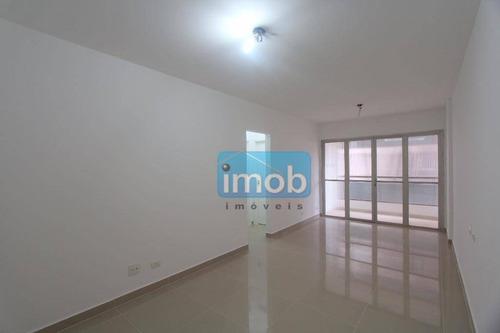 Imagem 1 de 28 de Apartamento Com 2 Dormitórios À Venda, 82 M² Por R$ 480.000,00 - Ponta Da Praia - Santos/sp - Ap3865