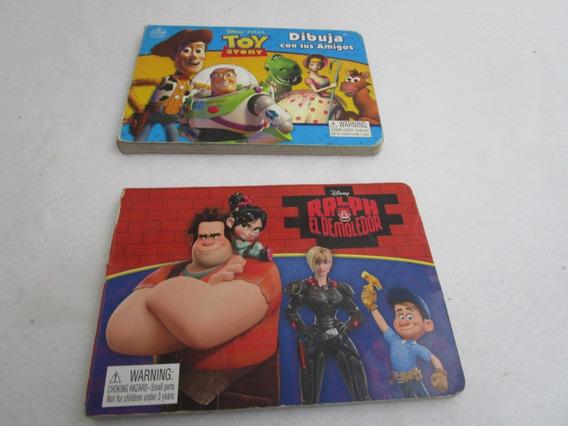 Libros Disney Dibuja Con Tus Amigos Toy Story
