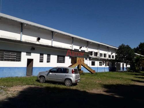 Galpão Industrial 1500 M² A 5 Minutos Do Rodoanel - A8041