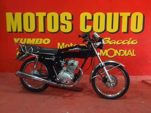 Baccio F 125 Impecable === Motos Couto ===