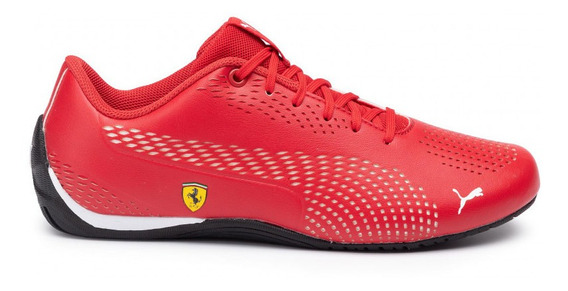 Tenis Puma Sf Drift Cat 5 Ultra Ii Ferrari Rojo 306422-05