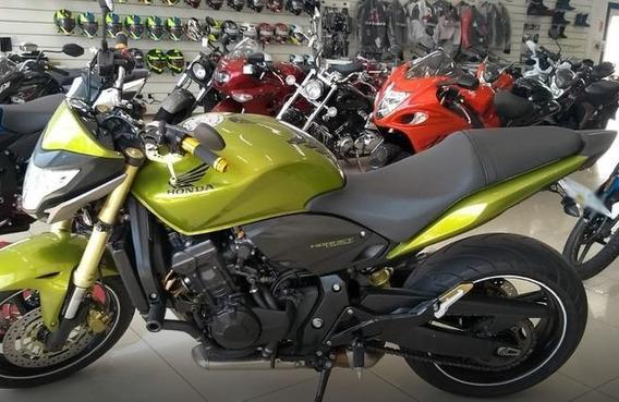 Cb 600 Hornet 2012 Verde