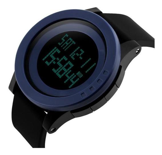 Relógio Original Modelo Top Promoção Lançamento Show Full