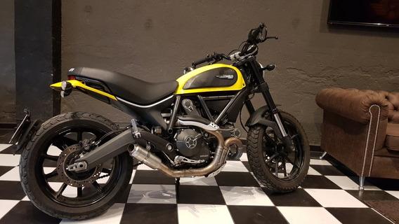 Ducati Scrambler 800 Nine T