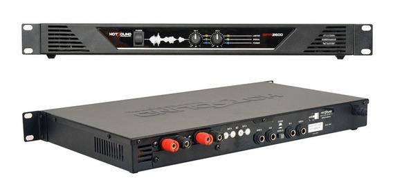 Amplificador Hotsound Spa 2600