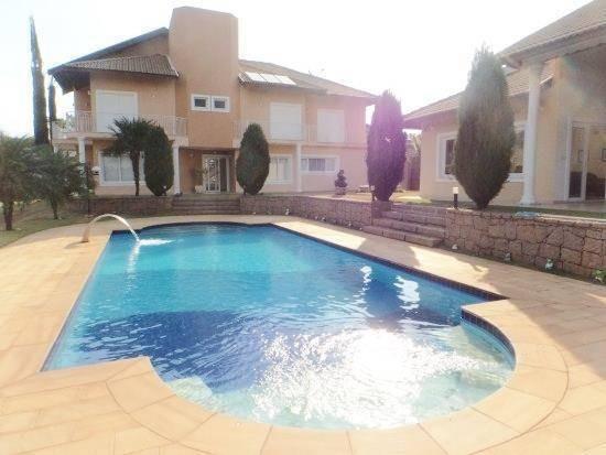 Casa Para Aluguel Em Condomínio Chácaras Do Lago - Ca003180